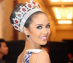 pageant hair that wins the most megan young conquers the world megan young pageants and beauty