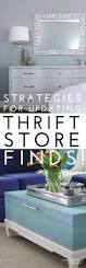 Thrift Store Home Design 3 Strategies For Updating Thrift Store Finds
