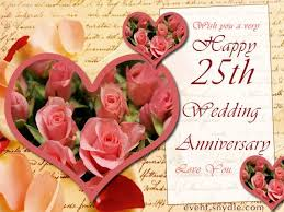 wishes 25 year with wishes wedding anniversary greeting cards for 197 best wedding