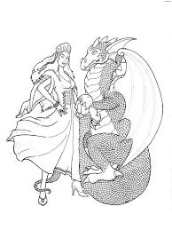 real dragon coloring pages bestofcoloring com