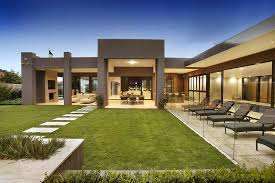 large luxury homes imposing luxurious modern mansion in melbourne wearing