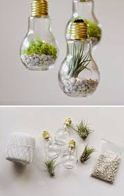 Pinterest Home Decor Crafts Best 25 Light Bulb Crafts Ideas On Pinterest Light Bulb Light
