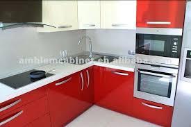 tv cuisine element de cuisine glaure laque armoires de cuisine