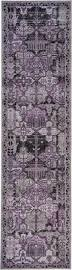10 Runner Rug Purple 2 U0027 7 X 10 U0027 Vista Runner Rug Area Rugs Esalerugs