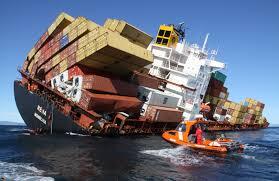 world u0027s biggest ship accident youtube