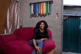 comrades ultra marathon shows south africa u0027s post apartheid