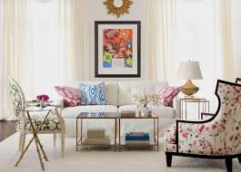 Living Room Furniture Ethan Allen Matisse Chic Living Room Ethan Allen Floral Living Room