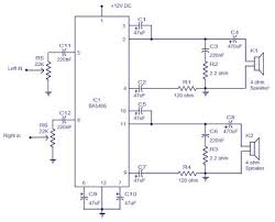 150 best power amplifier images on pinterest circuit diagram