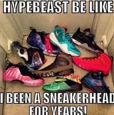 Sneakerhead Meme - fake sneakerhead memes image memes at relatably com