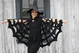 Halloween Costume Cape Sew Halloween Spiderweb Cape Tutorial