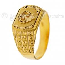 gold ring images for men gold rings for men 22 k goldpalace