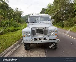 land rover series 3 off road kota kinabalusabahmalaysiajune 192016land rover series 3 stock