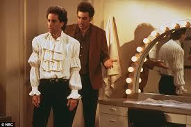 Jerry Seinfeld Halloween Costume Merrick Watts Turned Gig Jerry Seinfeld Daily Mail