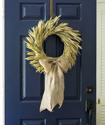 diy wreaths 8 thanksgiving wreaths to make your guests feel instantly welcome