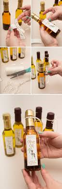 easy wedding favors learn how easy it is to infuse your own olive as gifts