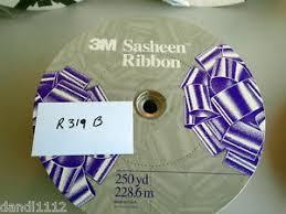 sasheen ribbon sasheen ribbon 3m box of 4 rolls 250 x 5 8 tangerine r319b ebay