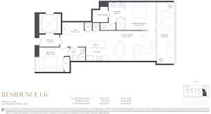 House Plan 1761 Square Feet 57 Ft Gran Paraiso Luxury Condo Property For Sale Rent Af Realty Af