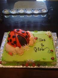 Ladybug Themed Baby Shower Cakes - počet obrázkov na tému monis baby shower na pintereste 17