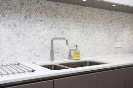 light grey hexagon tile grey kitchen splashbacks tiles or glass page 2 home garden