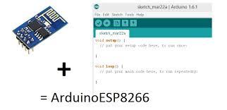 arduino esp8266 arduino esp8266 espressif iot