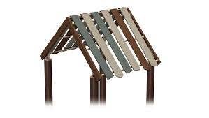 gamble roof 91212 timbers gable roof playground roof powerscape gametime