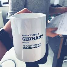 facts about german no in germany go back to wo facts