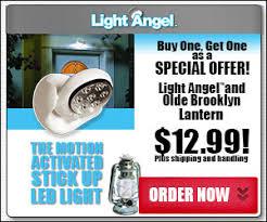 stick up led lights light angel motion sensor led light stick up light angel