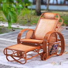 balcony recliner folding chair elderly home beds office lunch
