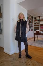 designer weste cuddly vest from steffen schraut ideal for cold days
