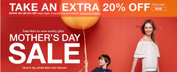 s day sale macy s s day coupon promotion up to 20