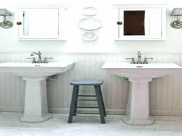 Best 25 Pottery Barn Bathroom Entranching Console Sink Small Bathroom Tijanistika Info Of Sinks