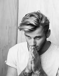 stylish hairstyles for gents cool way a men rock a blonde hairstyles latest hair styles cute