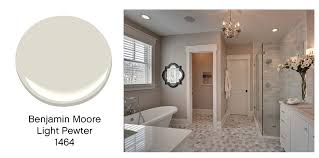 benjamin moore light pewter 1464 what are the in re colors for 2015 both paint and tile