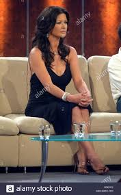 dpa welsh actress catherine zeta jones pictured during the