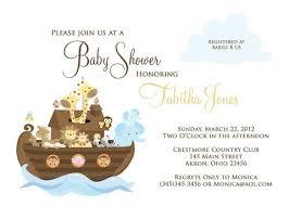 noah ark baby shower noah s ark party invitation baby shower birthday baptism any