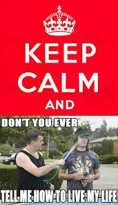 Calm Meme - keep calm meme dump a day