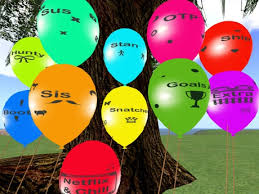 Balloon Memes - second life marketplace cap balloons meme slang fatpack