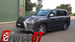 lexus lx australia 2016 lexus lx 570 walk around forcegt youtube