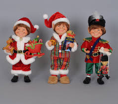 karen didion santa claus u0026 elves christmas ornaments and decorations