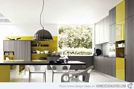 white and yellow kitchen ideas 15 yellow modular kitchen ideas home design lover