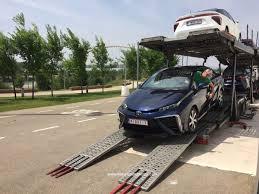 lexus zaragoza concesionario toyota mirai el futuro ya está aquí noticias del motor