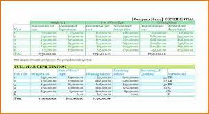 10 rental property ledger excel ledger page
