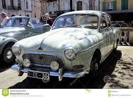vintage renault cars renault frigate dating from 1956 editorial stock photo image