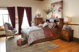 Bedroom Bedroom Expressions Oak Express Furniture Row Fort Wayne - Sofa mart holland ohio