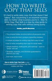 how to write copy that sells the step by step system for more