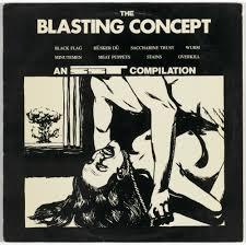 Black Flag Nervous Raymond Pettibon Archive Moma