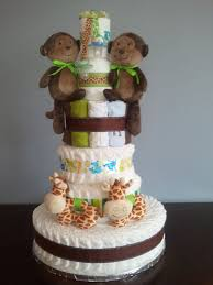 the 25 best twin diaper cake ideas on pinterest nappy cakes