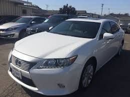 lexus recall es 350 2014 used lexus es 350 4dr sedan at vision hankook motors serving