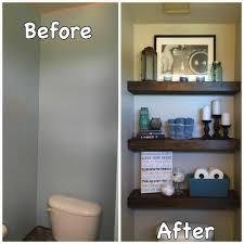 decorating bathroom shelves caruba info