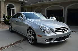 55 amg mercedes for sale mercedes cls class amg 2006 mercedes cls 55 amg awesome
